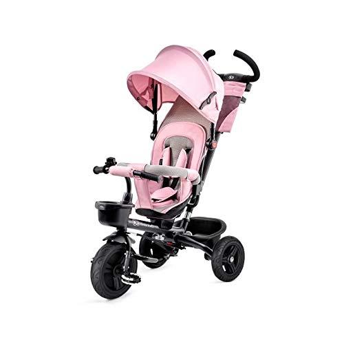 Kk Kinderkraft KKRAVEOPNK0000 Aveo Triciclo per Bambini con Accessori