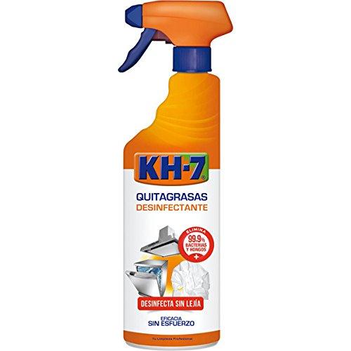KH7650ml spray desinfectante sin Javel élimine bacterias