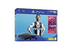 Idea Regalo - Playstation 4 Slim F chassis 1Tb + FIFA 19