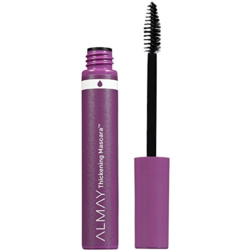 Almay One Coat Nourishing Mascara, Thickening, Waterproof, Black 421, 0.4-Ounce Package by Almay BEAUTY (English Manual)