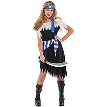 Disfraz de belleza pirata para niñas adolescentes en varias tallas