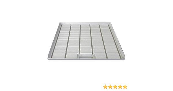 100x110cm Komplettset Stål /& Plast A//S Fluttisch Bewässerungssystem