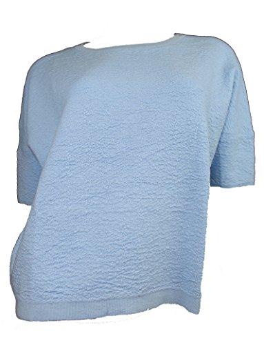 Bench Walkway - Pull - Femme Bleu clair