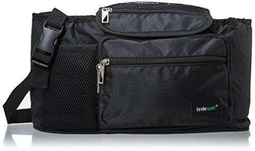 Lavievert Organiseur/sac à langer fonctionnel pour poussette