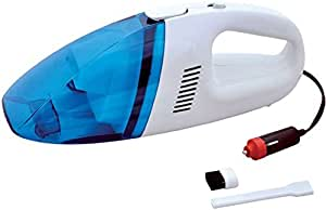 Golden Bird Qualimate 12-V Portable Car Vaccum Cleaner Multipurpose Vaccum Cleaner For Office Vacuum Cleaner-210(Color May Vary)
