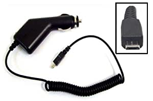 TECHGEAR 12/24v In Car Charger for Sony Xperia SP