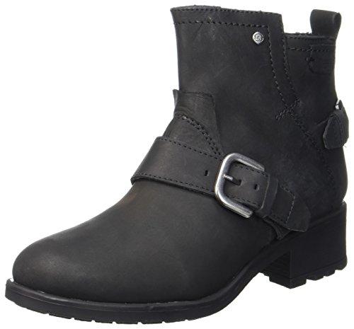 Dockers by Gerli Damen 41BL203-300100 Chelsea Boots, Schwarz (Schwarz), 38 EU