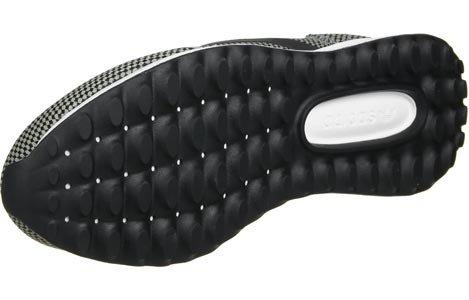 adidas Los Angeles Scarpe Low-Top, Bambine grigio nero