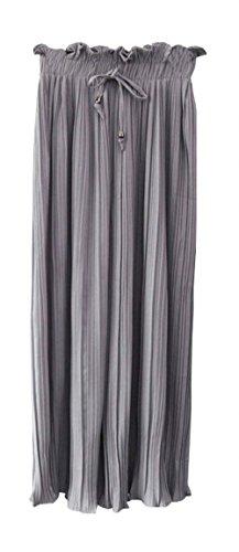 Pantalon Mujer Verano Elegante Moda Pin-Up Pantalones Anchos...