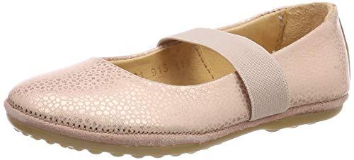 Bisgaard Mädchen 81915.119 Geschlossene Ballerinas, Pink (Blush 709), 37 EU