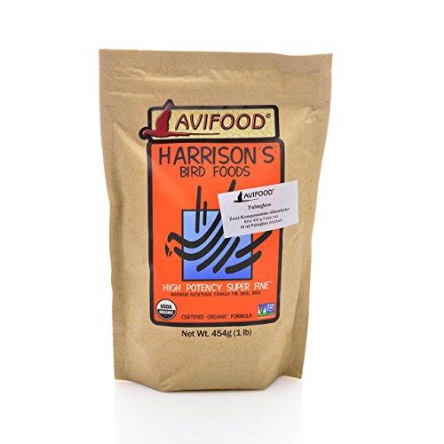 Dr. Harrison Zuchtfutter High Potency super fine Pellet 0,45 kg