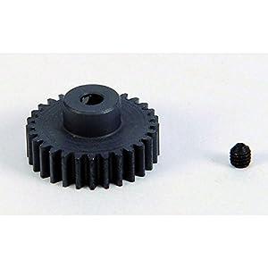 Carson 500011109-Piñón de Motor, 29Dientes, M 0.6Acero
