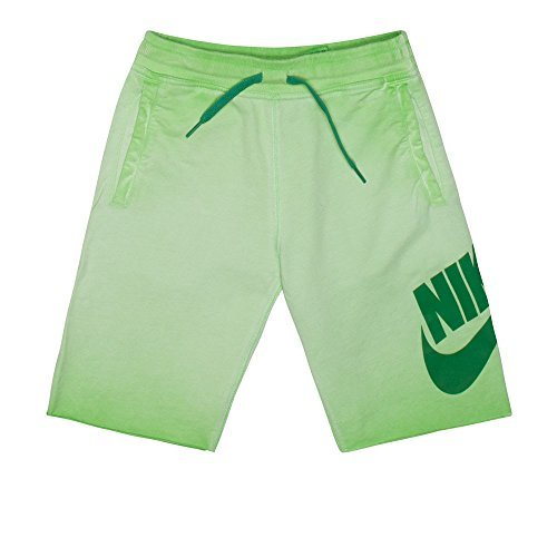 ashed Sweat Shorts, Jungen, Action Green ()
