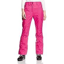 CMP pantalones para mujer pantalones de esquí, Magenta, D40, 3W20636
