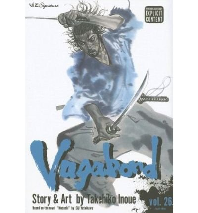 By Inoue, Takehiko [ Vagabond, Volume 26 ] [ VAGABOND, VOLUME 26 ] Oct - 2007 { Paperback }