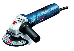 Bosch Professional GWS 7-125 Winkelschleifer (125 mm Scheiben-Ø, 720 Watt in Karton) 0601388108