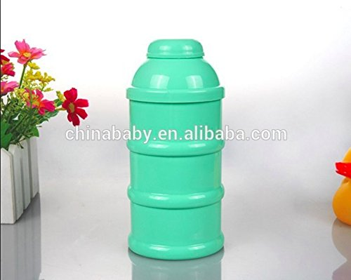 3-Layer-Twist-Lock-Non-spill-Stackable-Formula-Baby-Hot-Milk-Powder-Container-Dispenser-and-Snack-Container-storage-Multicolor