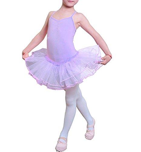 Imixcity Ragazza Leotard Vestito Tutu Balletto Dancewear Body Ginnastica Abbigliamento 3 12 anni …