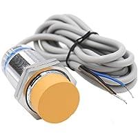heschen Detektor 1–25mm Kapazitive Näherungsschalter Sensor Switch ljc30a3-h-z/by 6–36VDC 300mA PNP Normalerweise offen (No) 3Draht