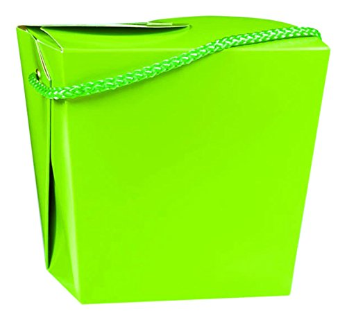 Amscan Partei - Lime Green Packung Quart 11cm