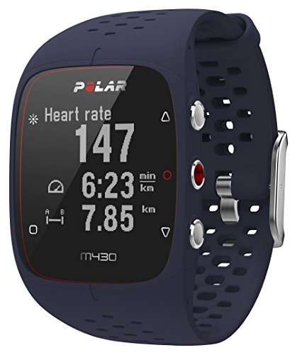 Polar M430 Laufuhr, Dark Blue, M/L