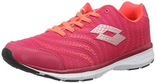 Lotto Damen Wave Amf W Laufschuhe Pink (GER/RED FL) Lmj0SqlLVX