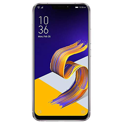 "Foto Asus ZenFone 5 ZE620KL S636 128GB 6.2"" 4G Dual Sim Dual Cam 12MP/8MP Android 8.0 Midnight Blue Wind"