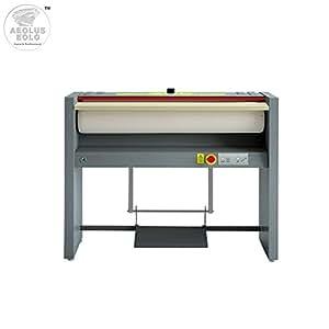 EOLO STIRATRICE A RULLO PROFESSIONALE MG03 3,4 kwatt 100 cm base con gambe