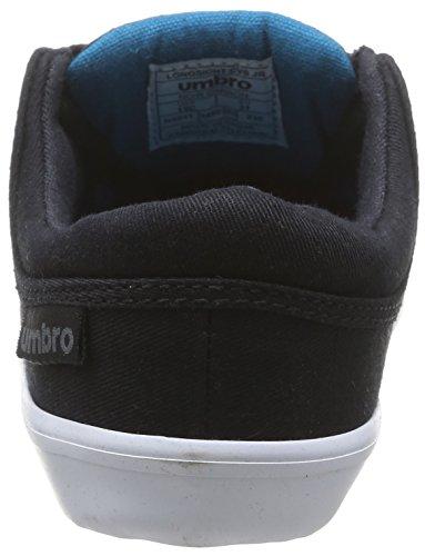 Umbro Long Sight Cvs, Baskets mode garçon Noir (230-Noir/Carbon)