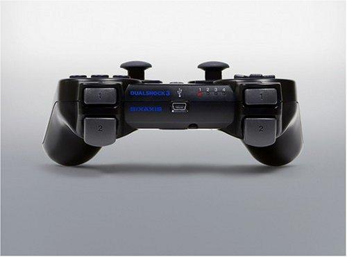 PS3 - DualShock 3 Wireless Controller, Schwarz - Bild 3