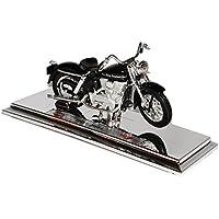 Maisto Harley Davidson 1952 K Schwarz 1/18 Modell Motorrad mit oder ohne individiuellem Wunschkennzeichen