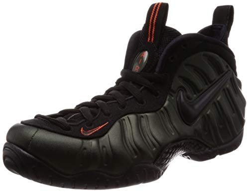 buy popular 58945 29897 Nike Air Foamposite PRO, Scarpe da Basket Uomo, Multicolore (Sequoia Black