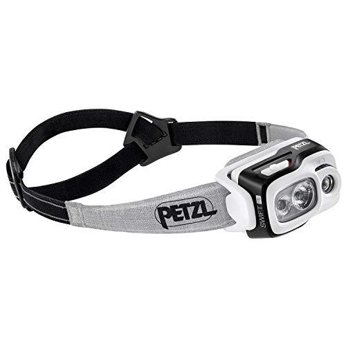 Petzl E095BA00 Lampe Frontale Swift RL Noir, 7.8 W