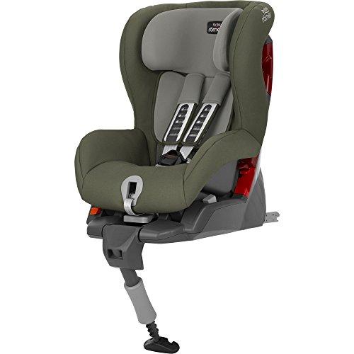 Britax Römer Autositz SAFEFIX PLUS, Gruppe 1 (9-18 kg), Kollektion 2018, olive green