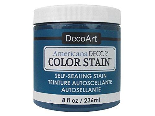 Deco Art Americana Decor Farbe Flecken 8oz-Turquoise, andere, Mehrfarbig (Americana-dekor Farbe)