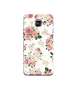 Kaira High Quality Printed Designer Soft Silicone Back Case Cover For Samsung Galaxy A5 (2016)(16033_flwr)