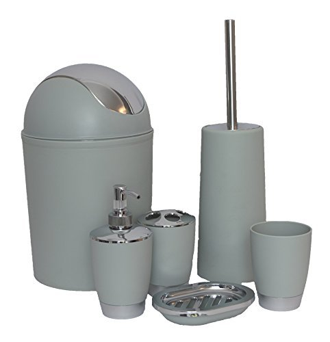 6-piece-bathroom-accessory-set-bin-soap-dish-dispenser-tumbler-toothbrush-holder-light-grey