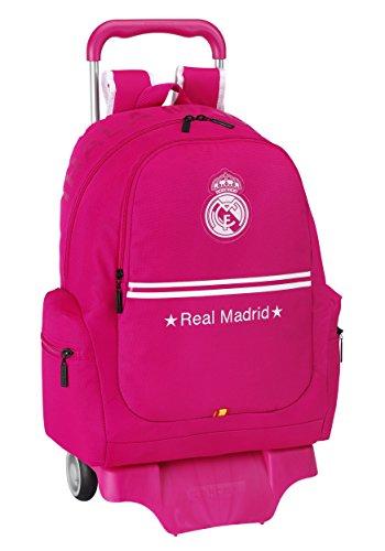 Imagen de real madrid   grande con ruedas, color rosa safta 611454313