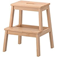 Preisvergleich für IKEA 601.788.87Bekvam Holz Utility Schritt, beige