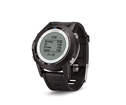 Garmin 010-01040-51 quatix GPS Marineuhr (Garmin Marine Kartenplotter)