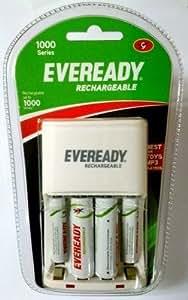Eveready Recharge BP 2 AA+2 AAA Combo Battery (1000 series)