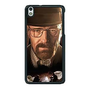 Jugaaduu Breaking Bad Heisenberg Back Cover Case For HTC Desire 816G