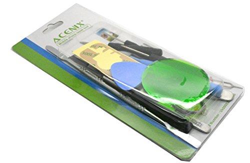 ACENIX® - 17 in 1 Reparatur Öffnung Werkzeugset Schraubendreher Für Samsung Galaxy S2, S3 S4 i9300 i9500 (Samsung S2 Bildschirm)