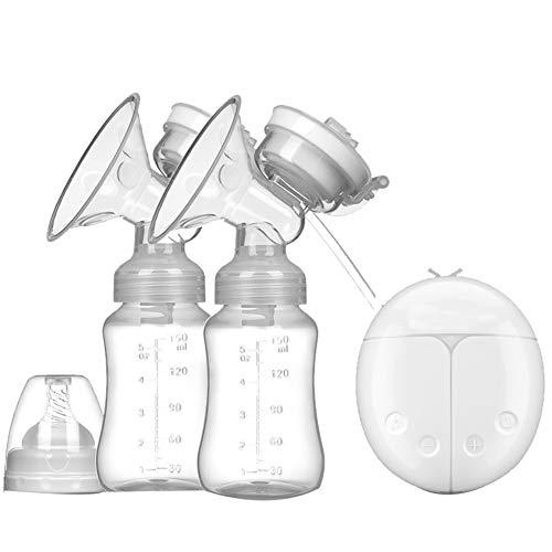 Electric breast pump Good Store UK Pompe du Sein, extracteur de Lait électrique muet Conversion de fréquence bidirectionnelle