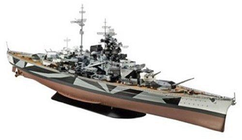 Imagen principal de Revell 05096 - Maqueta del acorazado Tirpitz (escala 1:350)