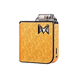 Smoking Vapor SV Mi-Pod Starter Kit (Digitale Orange)