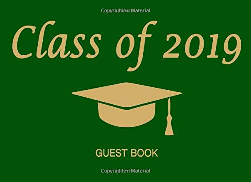 Book (Graduation Cap & Tassel - Green & Gold, Band 1) ()