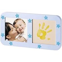 Baby Art Phospho Print Frame - Marco para fotos y huellas de mano o pie