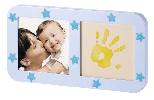 Baby Art 34120102 - Phospho Print Frame, im Dunkeln leuchtender Bilderrahmen
