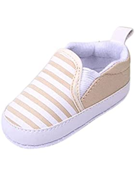 Silvercell Baby Striped Sneakers weiche Sohle Anti-Rutsch-Outdoor-Schuhe